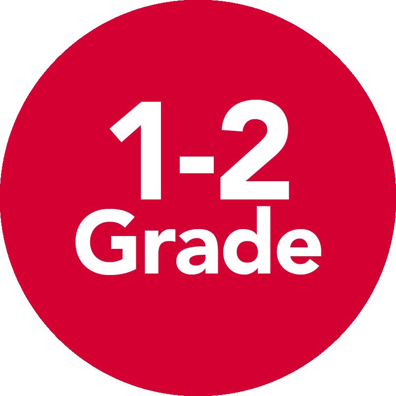 1-2 Grade
